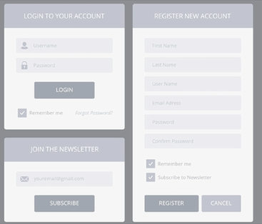 web form example