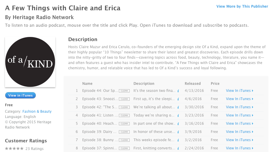 A_Few_Things_with_Claire_and_Erica_by_Heritage_Radio_Network_on_iTunes_.png
