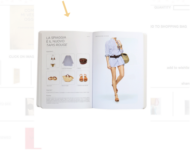 Ecommerce product page inspiration 10 corso como