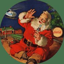 Haddon Sundblom Christmas Ad