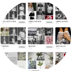 Lessons in Pinterest from ecommerce bridal brands
