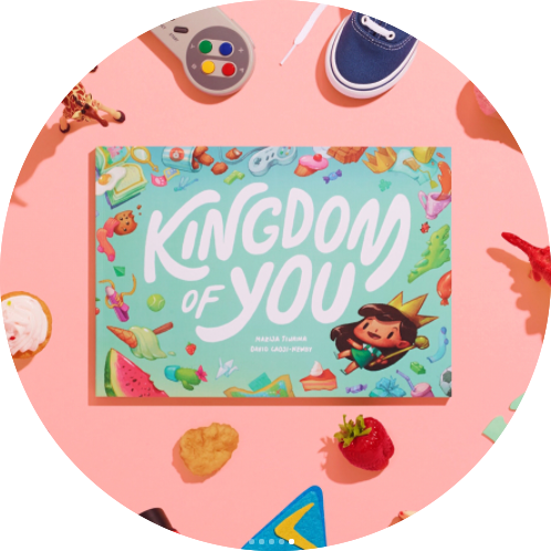 personalised children's books from Wonderbly
