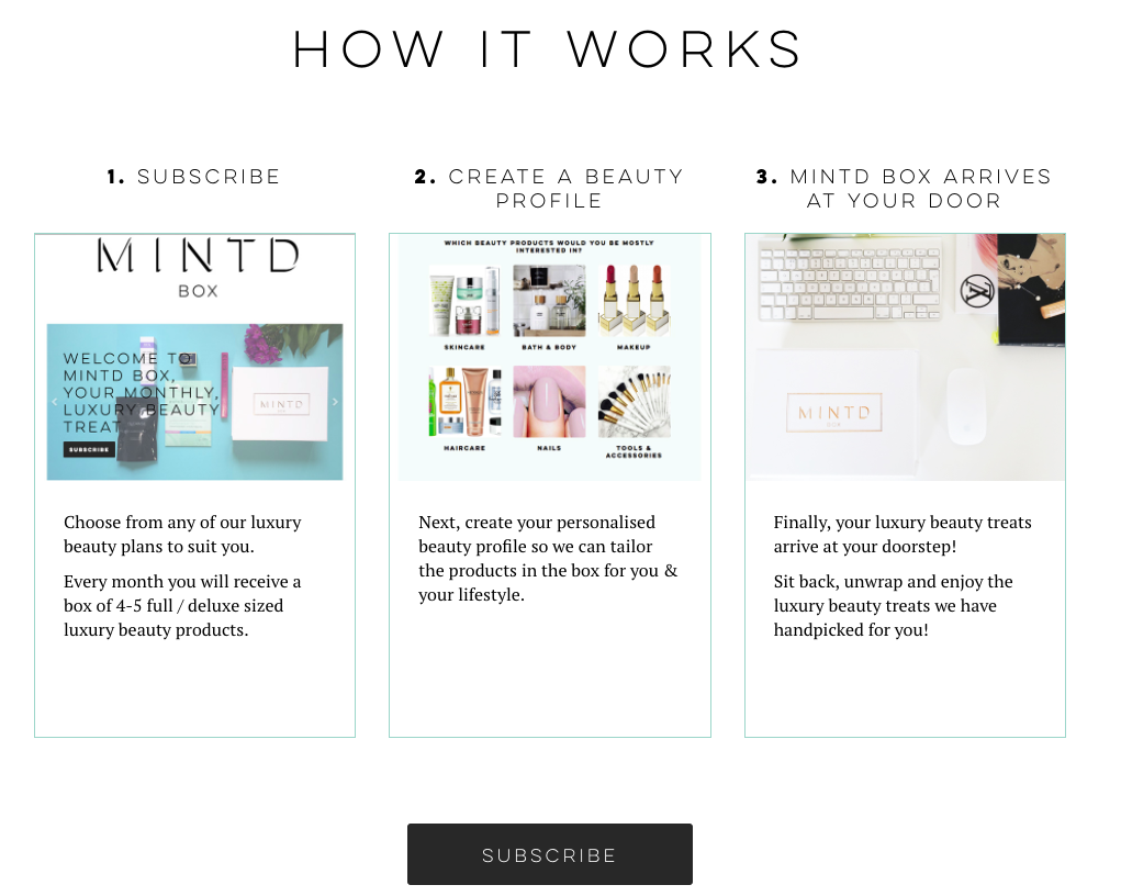 10 Things Subscription Box Sites Can Teach Us About