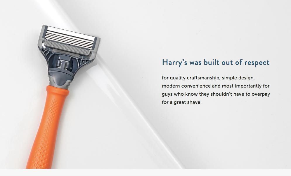 Harry's story