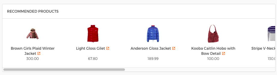 personalised product recommendations in ecommerce marketing