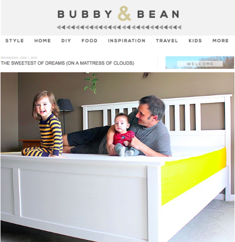Bubby and bean social influencers