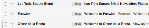 welcome email subject line ecommerce brands