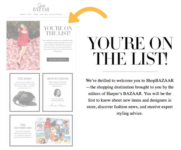 Shop Bazaar welcome email .png