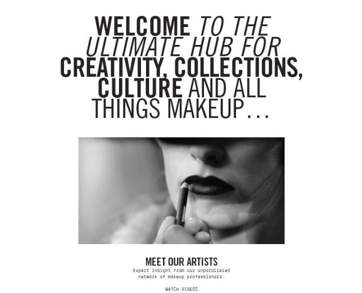 makeup MAC ecommerce