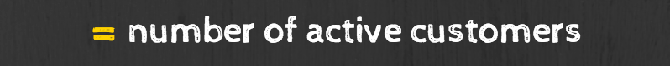 Active customer